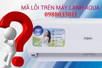 Sửa máy lạnh Aqua tại Kiên Giang